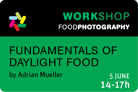 Fundamentals of daylight food photography - by Adrian Mueller
