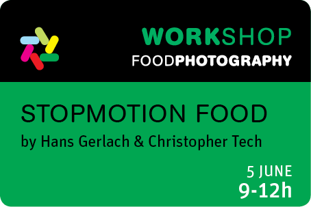 Stopmotion Food - Hans Gerlach & Christopher Tech